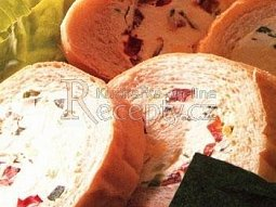 Harlekýnský chlebíček