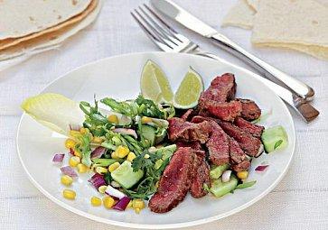 Nejlepší zeleninové saláty tohoto léta