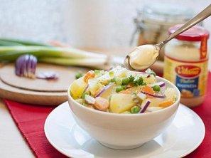 Mistrovský bramborový salát