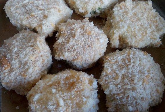 Pečená sýrová cuketa