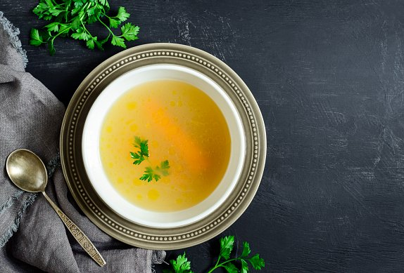 Svítek do polévky