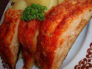 Paprikové filety