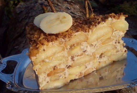 Margot dort s banány