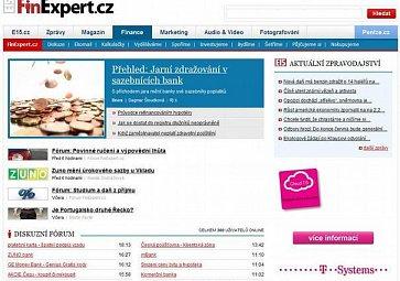 Představujeme FinExpert.cz, průvodce osobními financemi