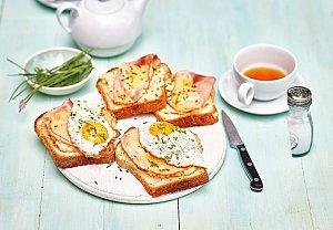 Vaječné toasty