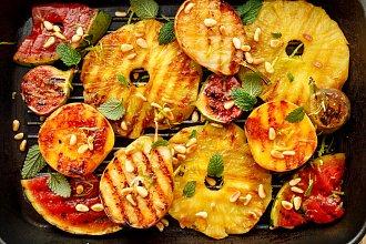 Recepty na grilované ovoce a sladké – postup přípravy, suroviny a více variant receptu