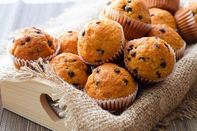 VIDEO: Božské čokoládové muffiny hotové za půl hodiny!