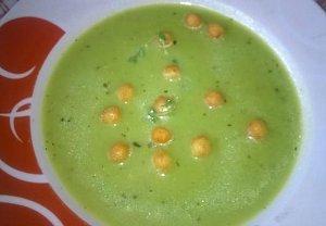 Hrášková polévka - jednoduchá