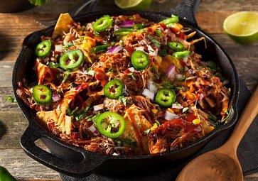 Ochutnejte mexickou kuchyni: Guacamole, margarita nebo trhané vepřové