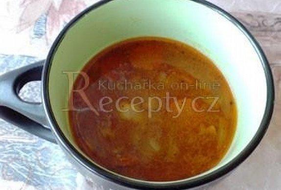 Gulášová polévka po anglicku