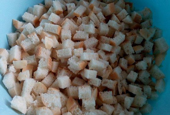 Rohlíkový koláč (nejen) s cuketou