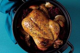 Křupavé pečené kuře