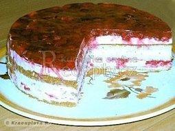 Malinový dort - hit všech oslav