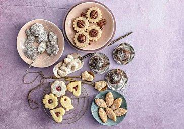 Tradiční cukroví z rodinné kuchařky