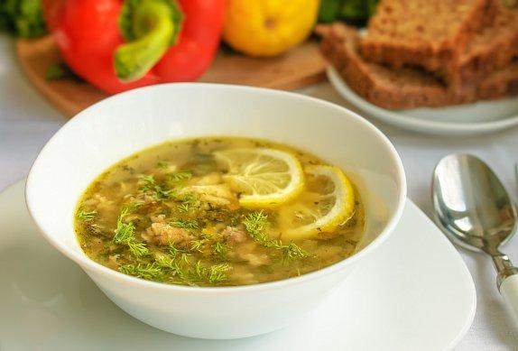 Rybí polévka II.