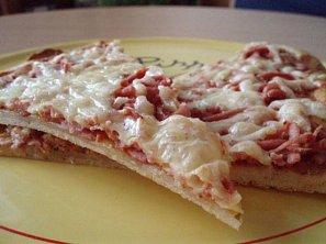Domácí pizza I.