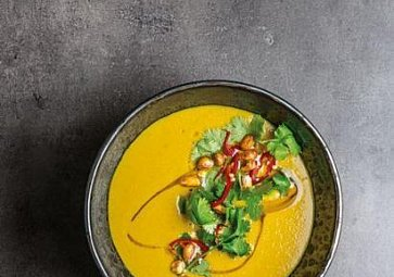 Asijské polévky podle Kamily Rundusové alias Kamu