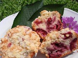 Třešňové (višňové) muffiny / koláč