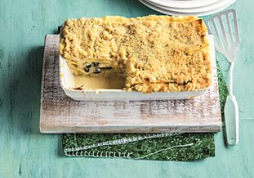 Těstoviny nasladko: Zamilujte si brusinkové lasagne a nudle s mákem